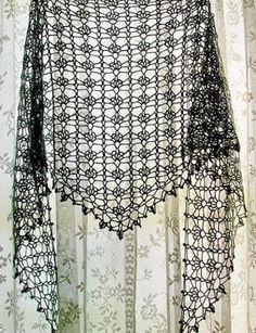 Crochet Headband Pattern, Crochet Poncho, Easy Crochet Patterns, Crochet Lace, Knitting Patterns, Crochet Butterfly, Cotton Crochet, Crochet Ideas, Summer Patterns
