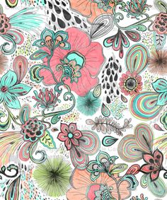 Not that I would be able to makr something with it, but I LOVE this fabric!