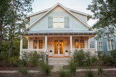 32 Bluestem Lane Home/Cottage Rental in WaterColor Resort Cottage Plan, Lake Cottage, Cottage Living, Cottage Style, Beach Cottage Exterior, Exterior House Colors, Cabins And Cottages, Beach Cottages, Watercolor Resort