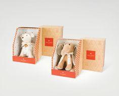 Handmade Toy Packaging by Olga K. - Skillshare