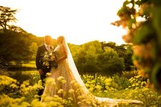 Stolen moments in the sunlight.a beautiful shot in the grounds at Dumbleton Hall