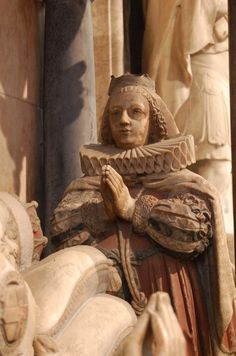 Katherine, daughter of Francis Manners, St Mary's church, Bottesford