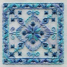 This just makes me happy. And makes me want to start doing needlepoint again. Found on craftgossip.