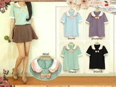 BL1428 Fabric Twistcon fit to L IDR 40000