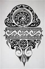 ... mix in un tatuaggio maori,