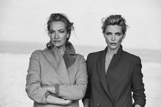 VOGUE ITALIA - THE REUNION - Catalina Beach Club, New York, 2015 - Peter Lindbergh