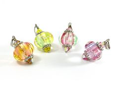 Omnipot Furnace ヴァレリー玉シリーズ(4) Lampwork Beads, Stud Earrings, Jewelry, Jewlery, Jewerly, Stud Earring, Schmuck, Jewels, Jewelery