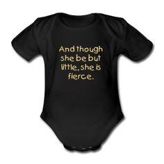 T-Shirt Druck und T-Shirts bedrucken bei Spreadshirt, Europas größter T-Shirt Druckerei. She Is Fierce, Baby Body, Cute Babies, Onesies, Bodysuit, My Style, Kids, Shakespeare, Clothes