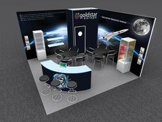 Corner Exhibition Stands Kit : Best corner angle trade show booth layouts images trade show