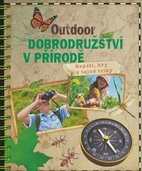 Outdoor - dobrodružství v přírodě Best Books To Read, Books To Buy, Good Books, Easy Handmade Gifts, Handmade Crafts, What Book, Tricks, Outdoor, Fantasy