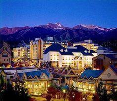 Breckinridge Colorado