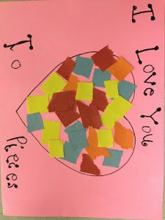 """Thanks for the idea Janae! """"This gives me a great idea! Im going to the Dollar Tree to buy a preschool-appropriate puzzle for the kids in Nicks class putting this saying on it for Valentines gifts instead of candy junk. Valentines Day Activities, Holiday Activities, Valentine Day Crafts, Be My Valentine, Holiday Crafts, Valentine Ideas, Valentine Recipes, Valentine Theme, Homemade Valentines"""
