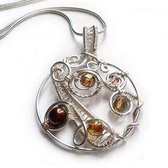jewelry making | Autumn Weave — Jewelry Making Journal | Art485 x 48533.7KBpinterest.com