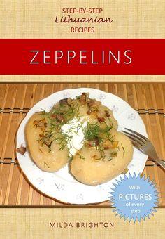 time for cepelinai! home recipe for cepelinai