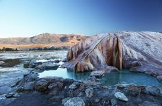 Hot springs to visit
