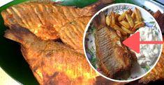 Paprikás lisztbe forgatott hal tepsiben sütve - Így annyira átsül a hal, hogy nem kell keresni benne a szálkát - Bidista.com - A TippLista! Pork, Turkey, Recipes, Kale Stir Fry, Turkey Country, Recipies, Ripped Recipes, Pork Chops, Cooking Recipes