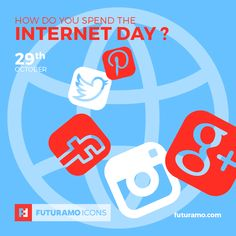 How do you spend the  Internet Day ? All icons used in the series are available in our App. Imagine what YOU could create with them!  Check out our FUTURAMO ICONS – a perfect tool for designers & developers on futuramo.com #futuramo  #futuramoapps  #futuramoicons  #futuramocalendar #icondesign  #icons  #iconsystem  #pixel #pixelperfect  #flatdesign  #ux  #ui  #uidesign  #design #developer  #webdesign  #app  #appdesign #graphicdesign