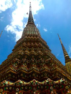 Effeil tour in Bangkok