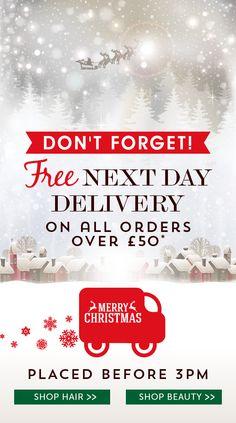 dec free delivery