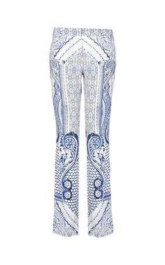 Pants Roberto Cavalli Women on Roberto Cavalli Online Store