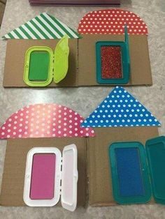 25 Montessori activities ideas - Aluno On - Love Infinity Kids Crafts, Toddler Crafts, Preschool Crafts, Diy And Crafts, Arts And Crafts, Toddler Learning Activities, Montessori Activities, Infant Activities, Preschool Activities