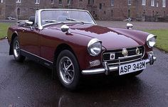 Top 10 classic cars - as picked by Richard Hammond