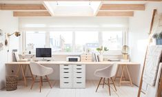 Creating the right work environment is vital to productivity. But what style home office do you like? Discover different design ideas on House of Home's Blog.