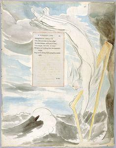 Una carta del joven William Blake en defensa de la imaginación - Aleph