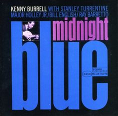 1963 Reid Miles album cover art for Blue Note records.