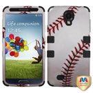 Samsung Galaxy S4 Hybrid Case - Baseball