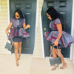 afrikanischer stil beautiful and classy chic ankara dress styles for ladies, african print ankara stylish top for ladie African Fashion Ankara, Latest African Fashion Dresses, African Dresses For Women, African Print Dresses, African Print Fashion, Africa Fashion, African Attire, African Wear, Women's Fashion Dresses