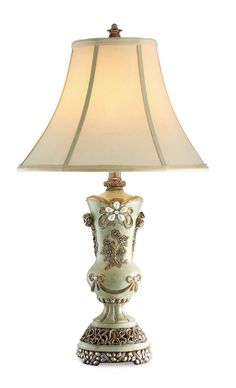 "L94203T  TABLE LAMPLike Lamp.DIMENSIONS: L94203T | TABLE LAMP 16""L X 16""W X 28 1/2""H (2PC/CTN)"