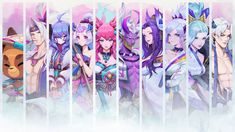 Lol League Of Legends, League Of Legends Yasuo, Yandere, Space Dragon, Camp Buddy, Ahri Lol, Ahri League, Comic Anime, Fanart