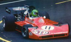 1973 Henri Pescarolo STP March 731- Ford