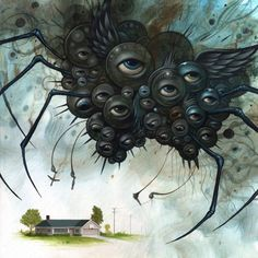 jeff soto - its freaking creepy but really pretty at the same time