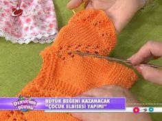Çocuk elbisesi yapımı ...deryanın dünyası