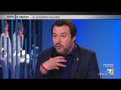 Salvini sulle nomine in Rai: 'Sceglieremo per merito e competenza, alcuni telegiornali della ... - YouTube