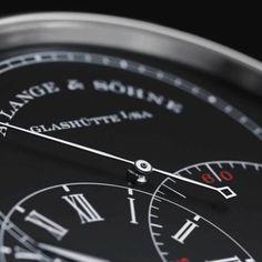 A. Lange & Sohne Richard Lange Jumping Seconds 252.029 Watch - WORLD OF LUXURY Articles, Watches, Luxury, Wristwatches, Clocks