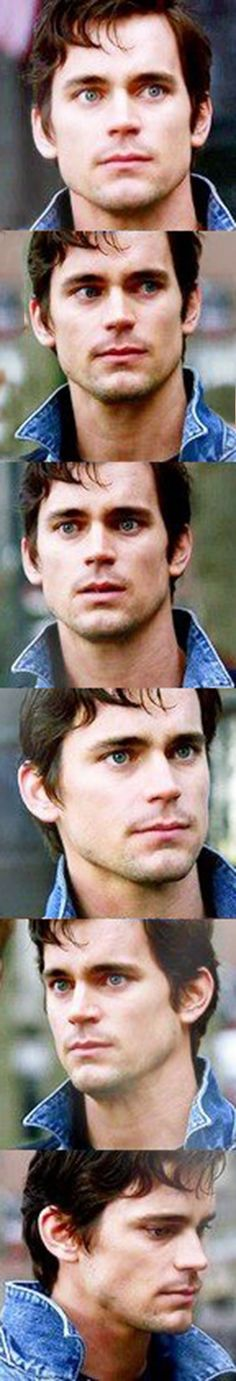 Matt Bomer as Jay Burchell in Traveler. Perfection in expressions!