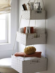 Creative recycling center ideas for small spaces Ladder Bookcase