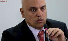 Alexandre de Moraes lamenta mortes ocorridas em rebelião no RN