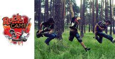 Rock Camp: verano, naturaleza y rock and roll