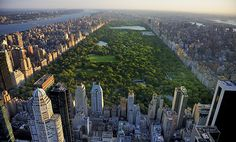 Vista aérea do Central Park | ©Shutterstock/T photography