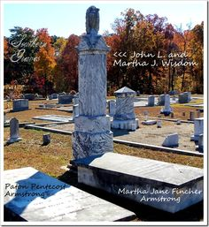 Southern Graves: Local Registrar Knew Old Lady Wisdom for Years