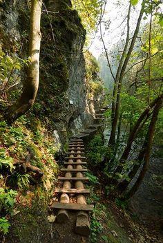 Slovenský Raj National Park - Slovakia