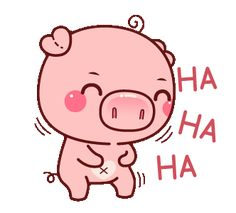 LINE Creators' Stickers - Pigma : Animated Stickers Example with GIF Animation Pig Drawing, Pig Illustration, Wonder Art, Giraffe Art, Cute Love Gif, Arte Disney, Gif Pictures, Line Sticker, Journal Stickers
