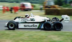 1981 williams-fw07d Never raced