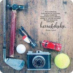 2-os. kortti; Hullumpi harrastus   Anna-Mari West Photography