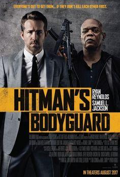√ Hitman's bodyguard - Poster
