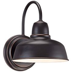 "Urban Barn 11 1/4"" High Bronze indoor-Outdoor Wall Light - #W4596 